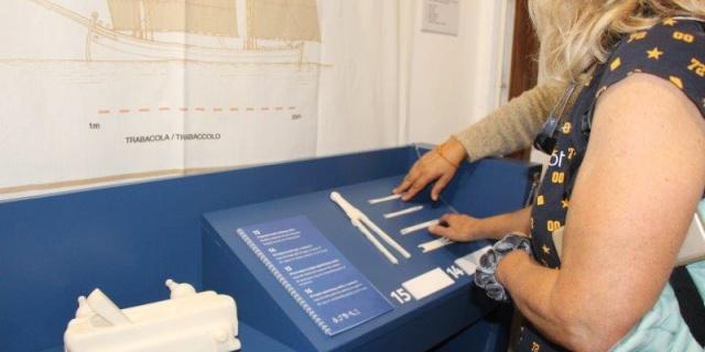 Ogled Pomorskega muzeja udeležencev projekta »Moja ustvarjalnost, tvoja ustvarjalnost, naša kultura«