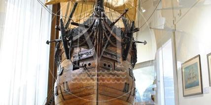 Entrate allegramente nel Museo del mare di Pirano