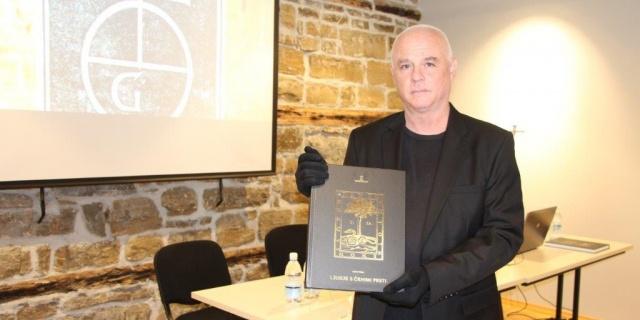 """Presentation of the book """"Ljudje s črnimi prsti"""" (""""The black-fingered people"""")"""