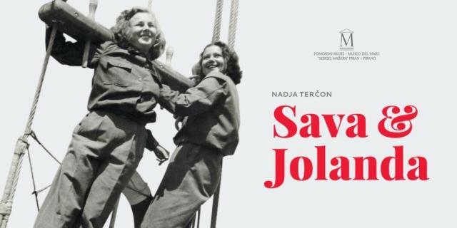 The presentation of the book SAVA & JOLANDA